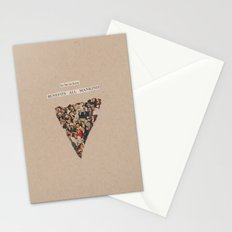 synchronicity (part 2) Stationery Cards