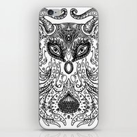 Demiurge iPhone & iPod Skin