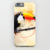 iPhone & iPod Case featuring Tucano by Msimioni