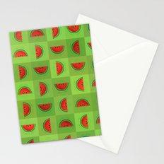 Mmmmm....Watermelon Stationery Cards