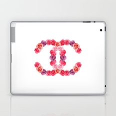 channel of roses Laptop & iPad Skin
