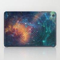 Sum Astrum Pulvis iPad Case