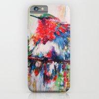 Colorful Bird- Nature  iPhone 6 Slim Case