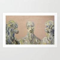 The Dust Bowl Blues #2 Art Print