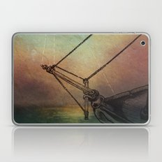 Gently Guided Ship Laptop & iPad Skin