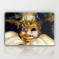 Masking Venice Laptop & iPad Skin