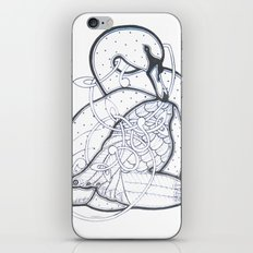 Carrick Swan iPhone & iPod Skin