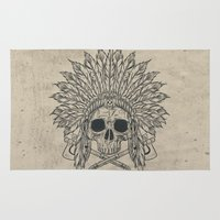 The Dead Chief Rug