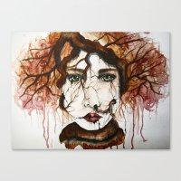 Revange Canvas Print