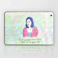 April Ludgate 2 Laptop & iPad Skin