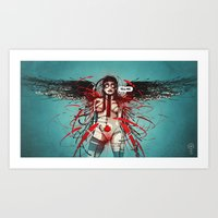 Nymph IV: Exclusive Art Print