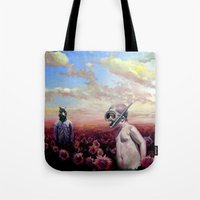 Come On Little Timmy Tote Bag