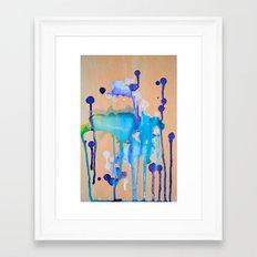 Orchid I Framed Art Print