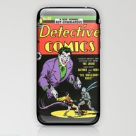 Comic Detective 69 iPhone & iPod Skin
