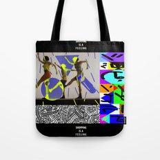 ショッピングワールドjp Poster Tote Bag