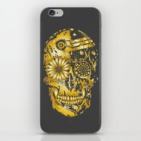C3P GOLD iPhone & iPod Skin