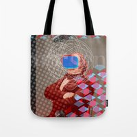 Point of Entry Tote Bag