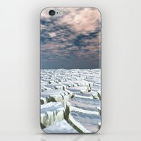 Fragmented Landscape iPhone & iPod Skin