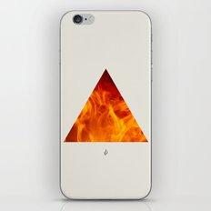 Elements - Fire iPhone & iPod Skin