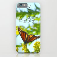 iPhone & iPod Case featuring Somewhere New by RDelean