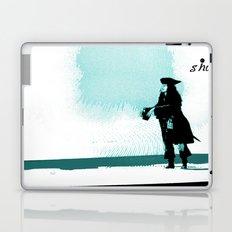 Shoo. Laptop & iPad Skin