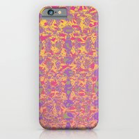 iPhone & iPod Case featuring Cutout Manipulation Version II  by Rachel Clore