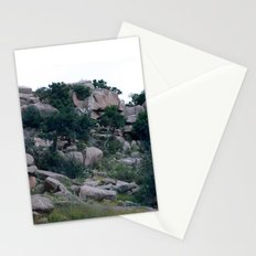 enchanted rock  Stationery Cards