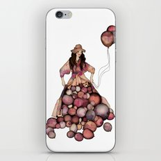 Le Ballon // Birthday iPhone & iPod Skin