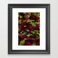 Darken Framed Art Print