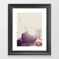 Carousel II Framed Art Print