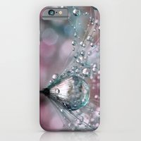 iPhone & iPod Case featuring Rasberry Sparkles by Sharon Johnstone