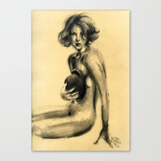 Keira Canvas Print