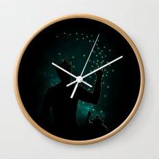 The Guardian Tree Wall Clock