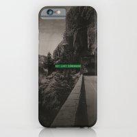 Get Lost Somewhere iPhone 6 Slim Case