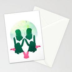 Summer Socks Stationery Cards