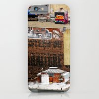 San Francisco behind the scene iPhone 6 Slim Case