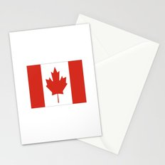 Flag of Canada Stationery Cards