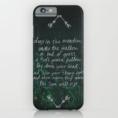 Rue's Song Slim Case iPhone 6s