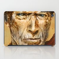 Gunslinger iPad Case