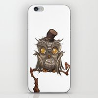 It surely was a hoot! iPhone & iPod Skin