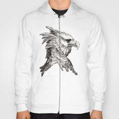 Hawk profile  Hoody