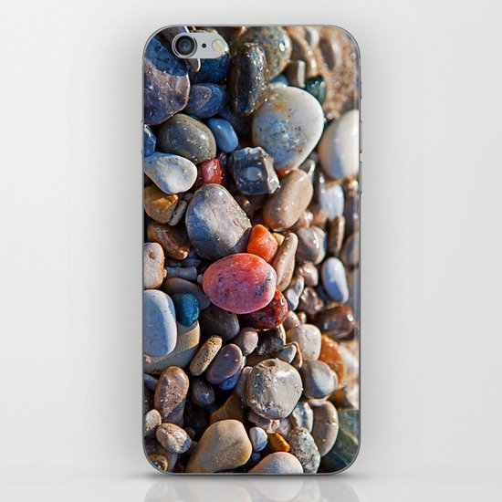 Beach Rocks iPhone & iPod Skin