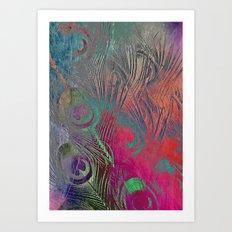 Indian Summer Art Print