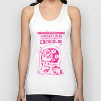 Journey In To The Ghastl… Unisex Tank Top
