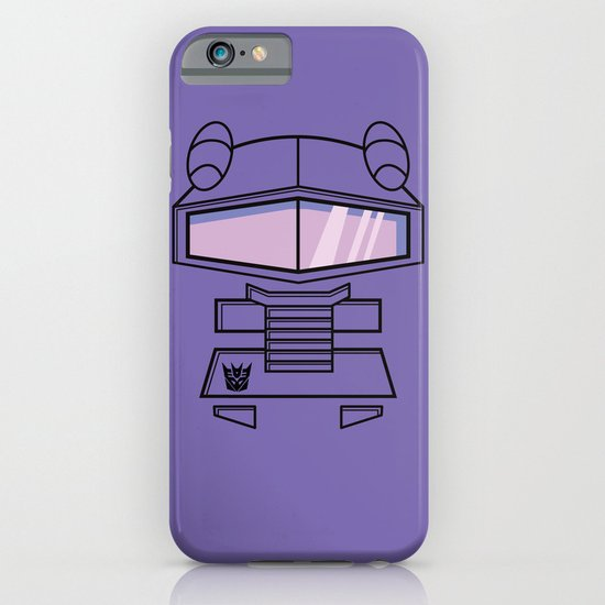 Transformers - Shockwave iPhone & iPod Case