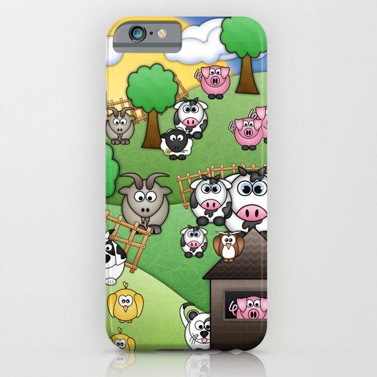 Down On Dingle Dopple Farm iPhone & iPod Case