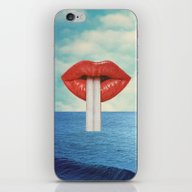 Bébete El Mar  iPhone & iPod Skin