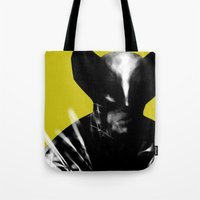 Logan the X-Man Tote Bag