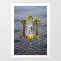 Misperception Art Print