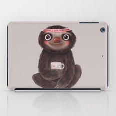 Sloth I♥lazy iPad Case